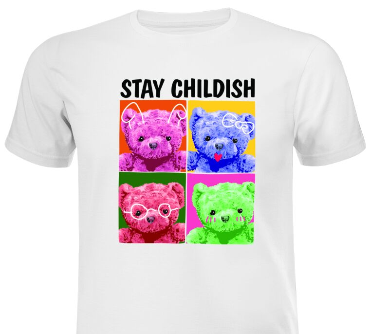 Сумка Stay chaildish