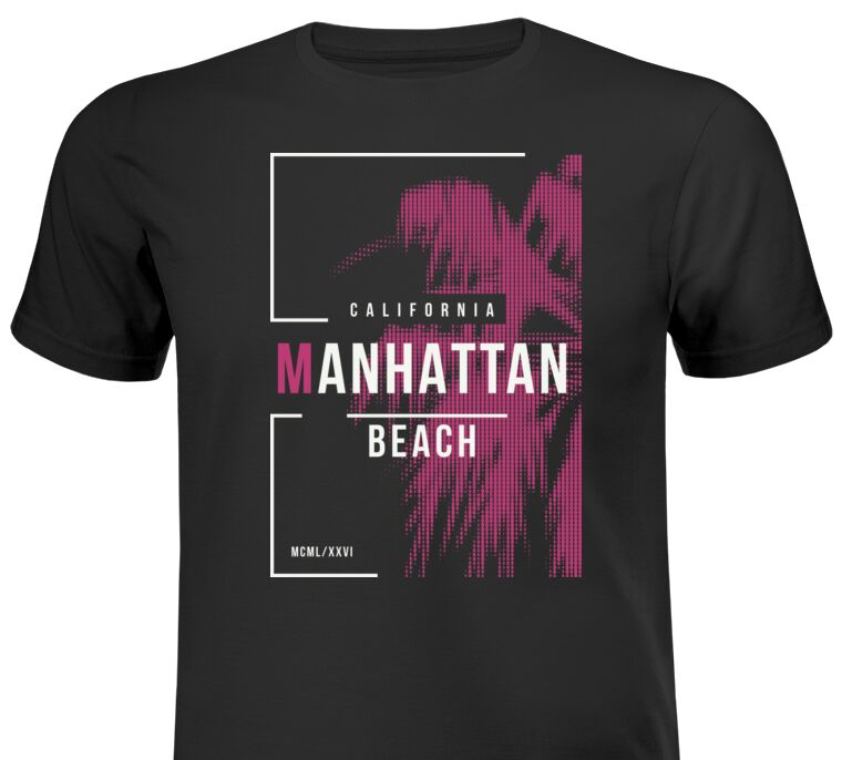 Майка Manhattan beach