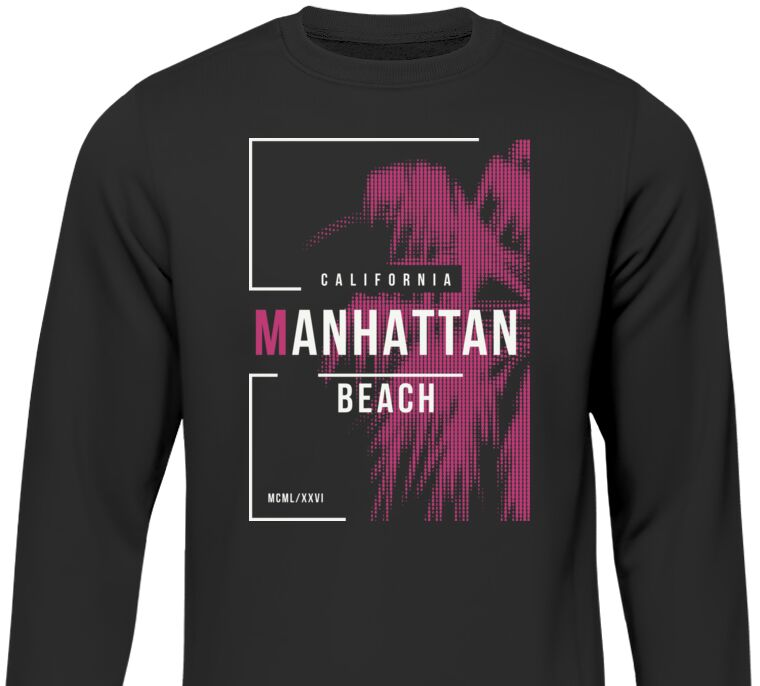 Свитшоты Manhattan beach